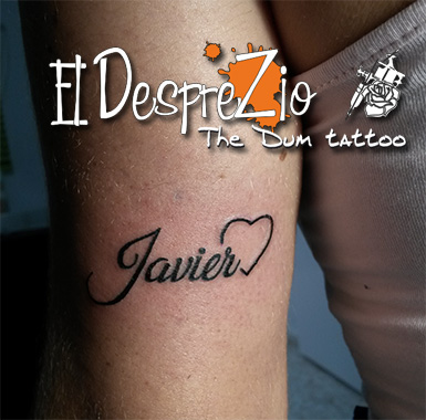 El DespreZio, The Dum Tattoo
